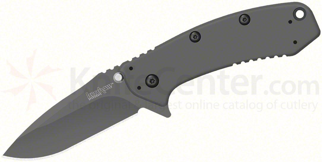 Kershaw Cyro II Blackwash 1556Bw