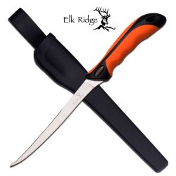 "Elk Ridge ER-541 FILLET KNIFE 12.5"" OVERALL"