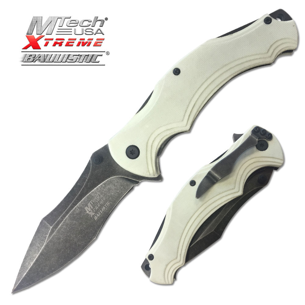 MTech USA XTREME MX-A840WT SPRING ASSISTED KNIFE