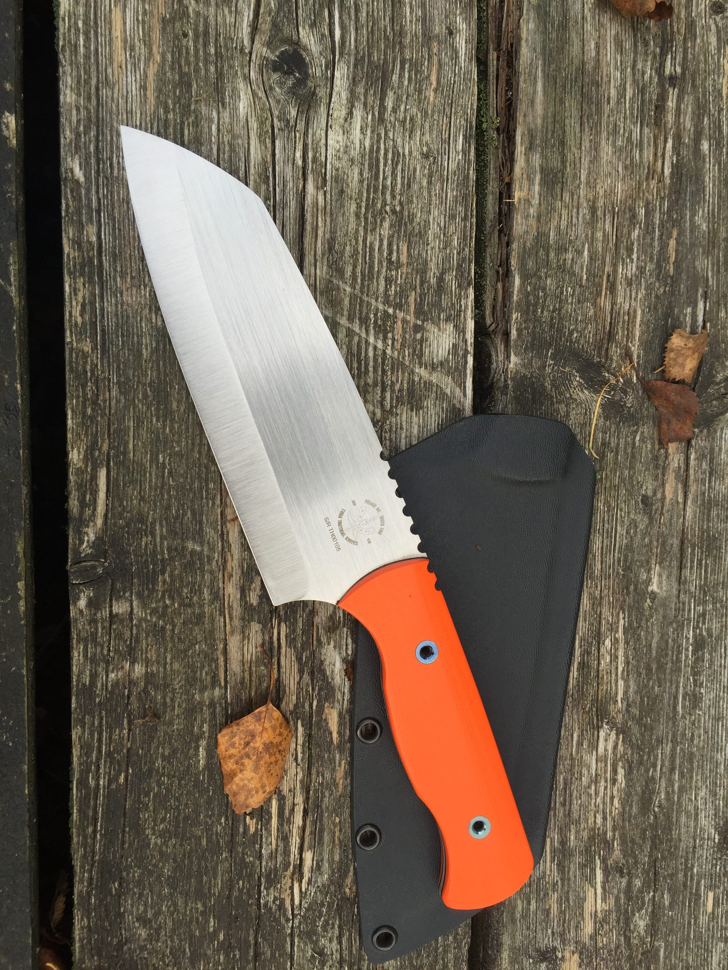Tora Tactical Knifes Chefs Knife