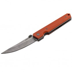 BÖKER PLUS KWAIKEN FOLDER ORANGE