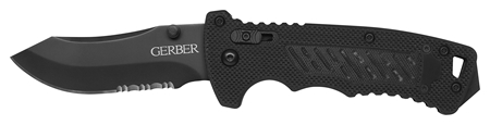 Gerber DMF Folder Modified Clip Point