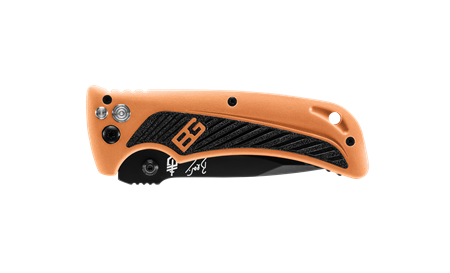 Gerber Bear Grylls Scout Drop Point, Black