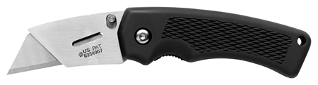 Gerber  Edge Black Rubber Handle