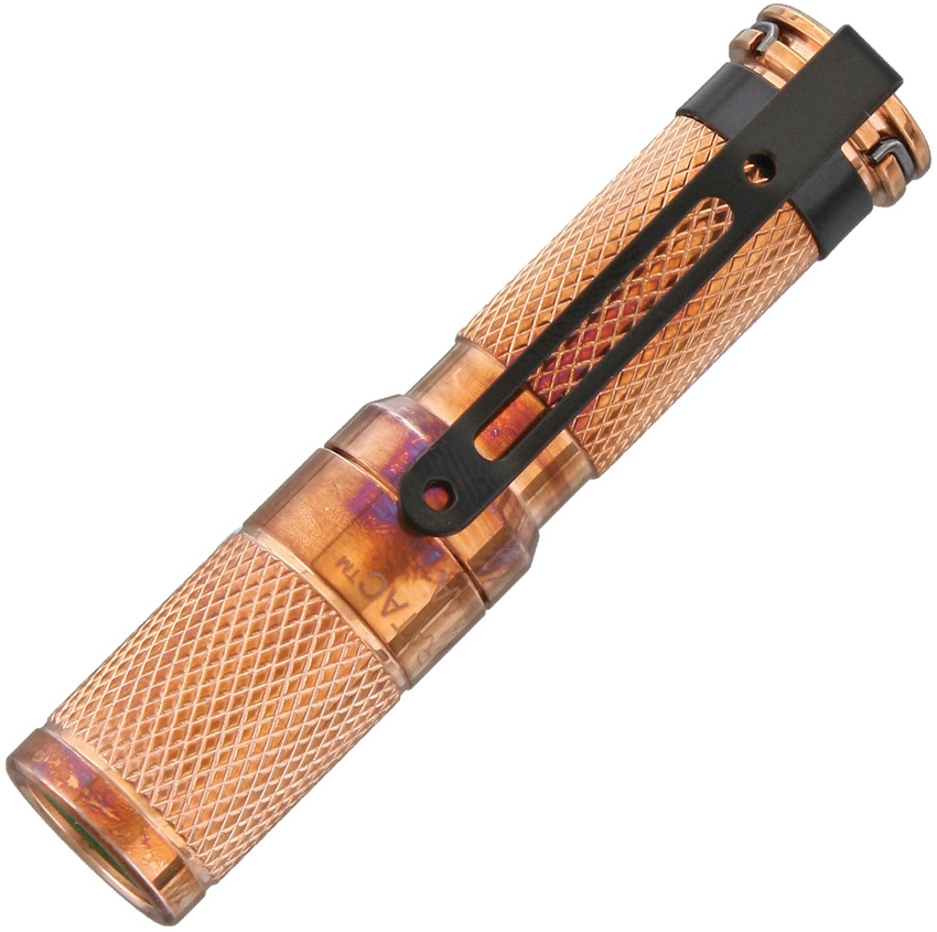 Maratac AAA Copper Flashlight