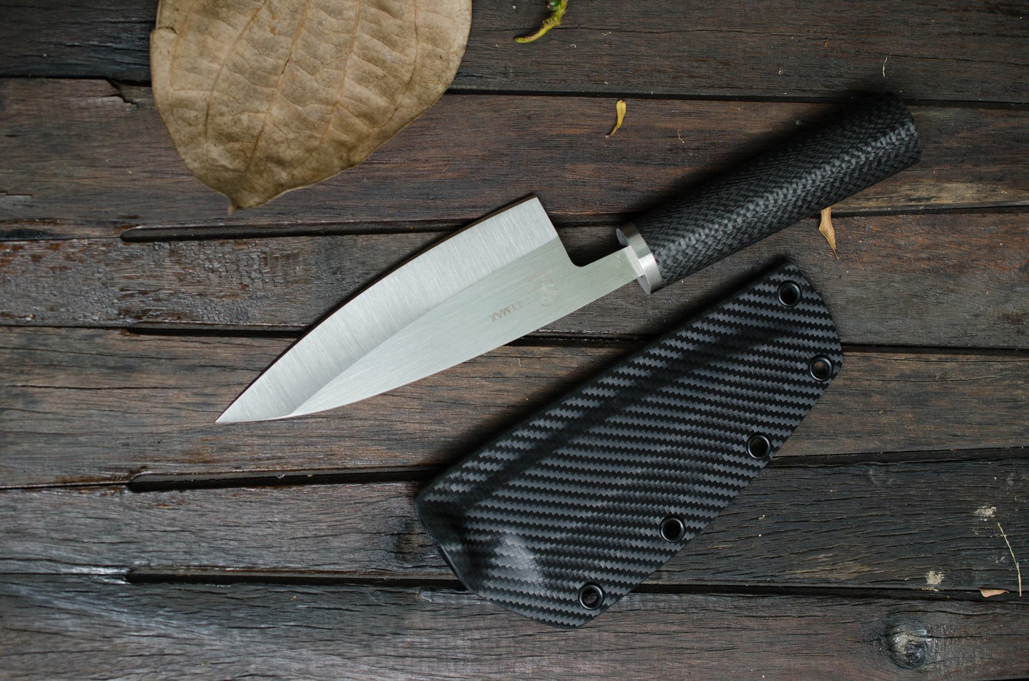 Tora Tactical Knives Deba Kitchen knife 200mm