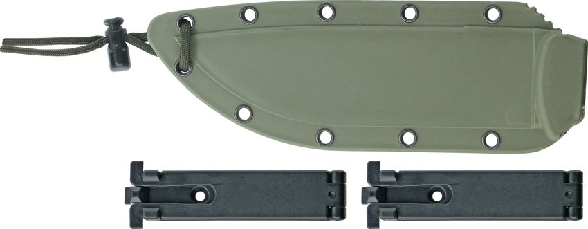 ESEE Model 6 Part Serrated