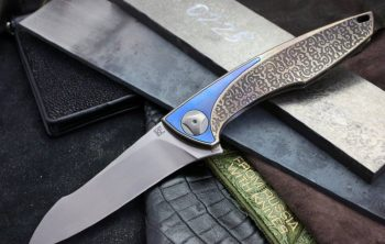 CKF CUSTOMIZED TEGRAL KNIFE -10-