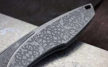 CKF CUSTOMIZED TEGRAL KNIFE -11 -