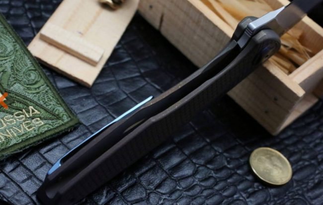CKF CUSTOMIZED TEGRAL KNIFE -CELL-