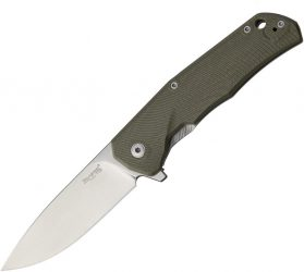 Lion Steel TRE G-10 Framelock Green