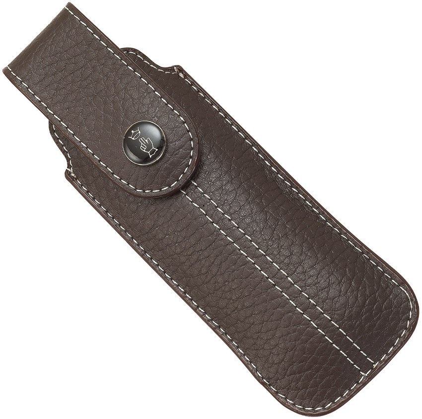 Opinel Chic Brown Leather Sheath