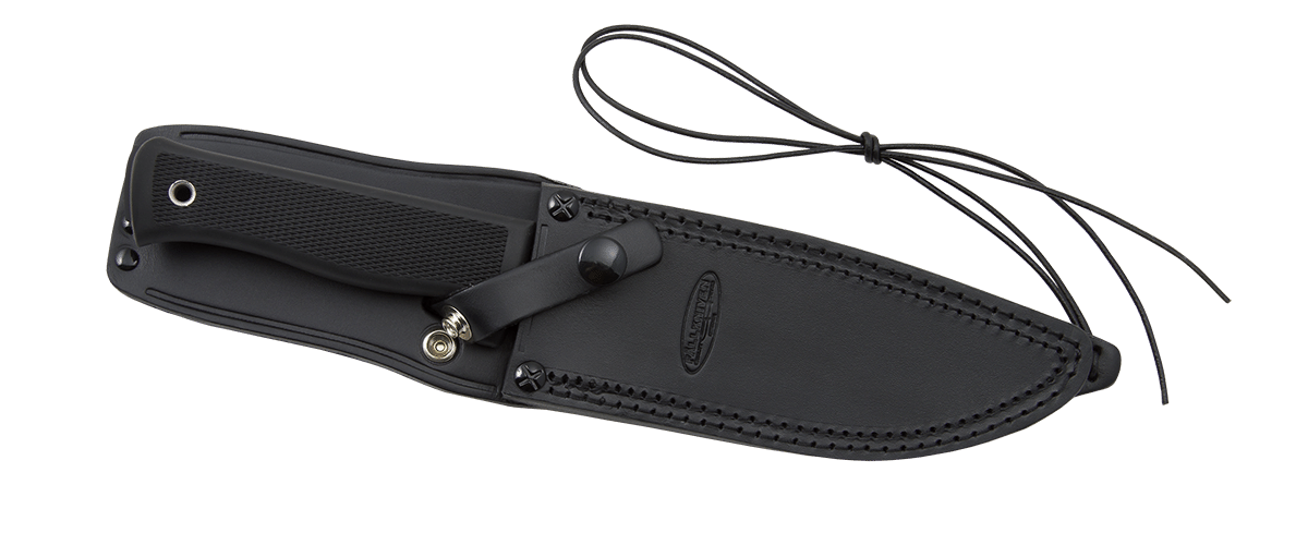 Fällkniven A1 Black Leather Sheath