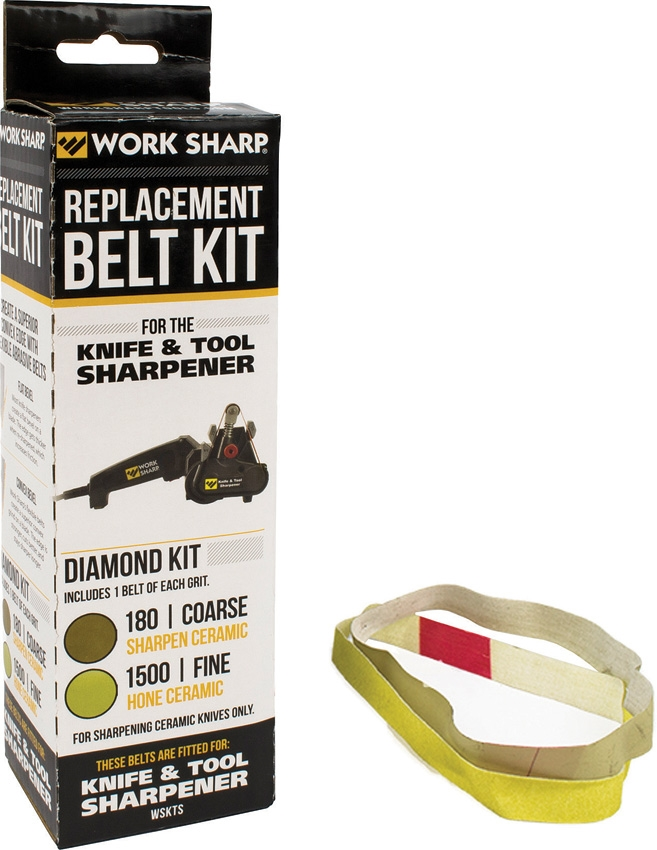 Work Sharp Diamond Replacement Belt
