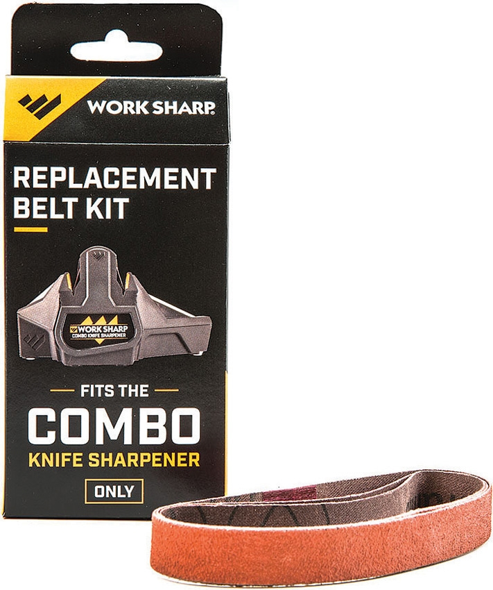 Work Sharp Combo Sharpener Belt Kit