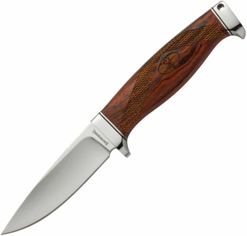 Browning Bush Craft Ignite Cocobolo
