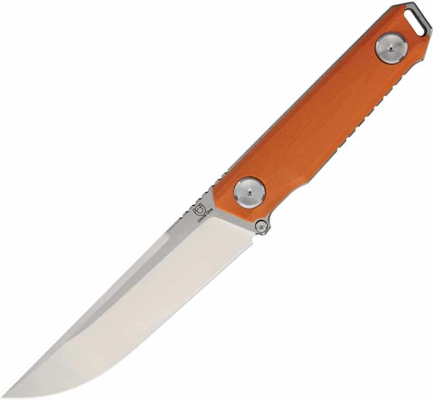 Stedemon UncleOne Fixed Blade Orange