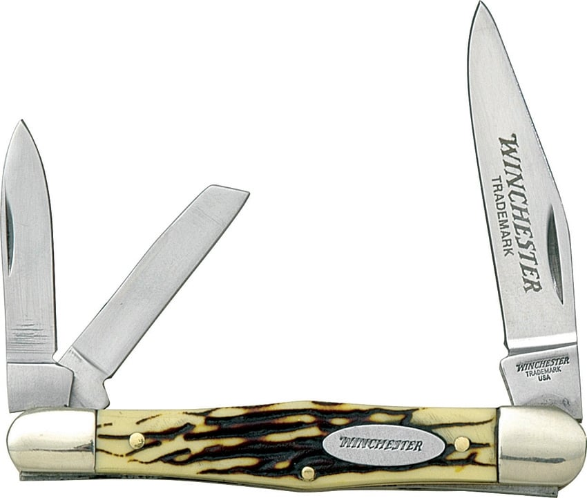 Winchester Whittler Imt Stag Clam Pack